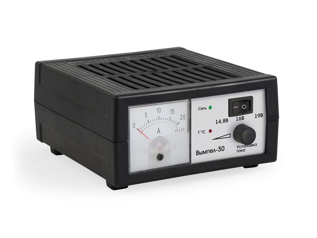 Видео обзор Зарядное устройство Вымпел-30