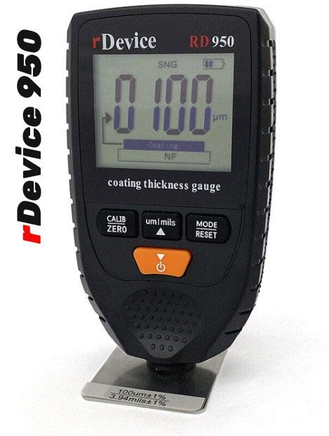 Толщиномер rDeviсe 950