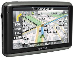 Автомобильный навигатор Prology iMap-4100M