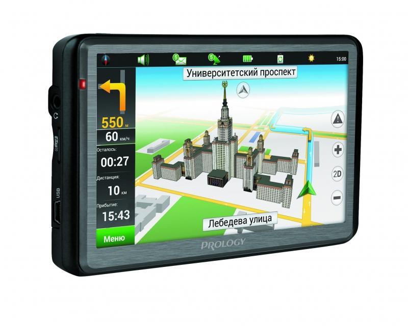 Автомобильный навигатор PROLOGY iMap-5600 Black