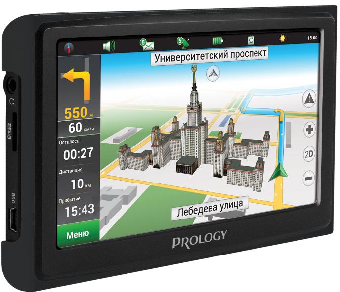 Автомобильный навигатор Prology iMap-4300