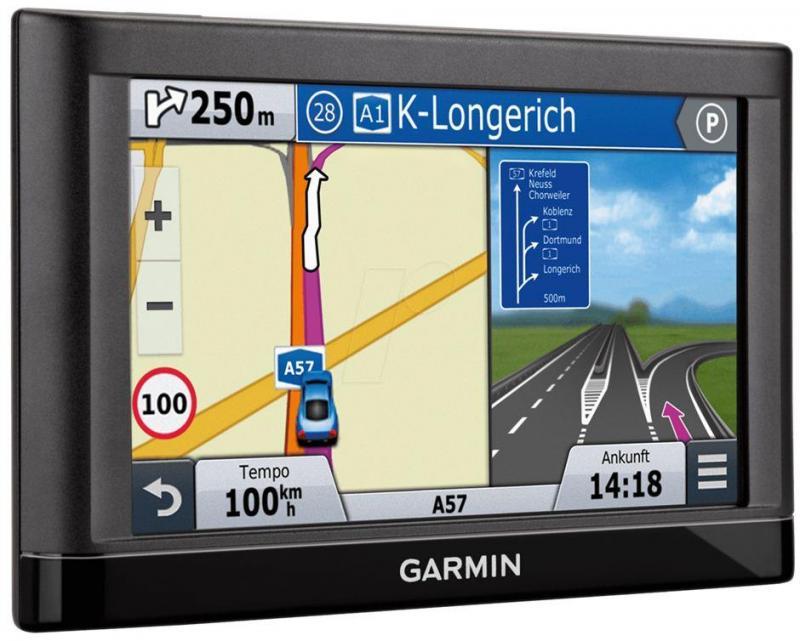 Автомобильный GPS навигатор Garmin nuvi 56LMT
