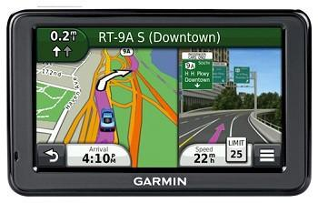 Автомобильный навигатор Garmin nuvi 2455 Europe + City Navigator Russia