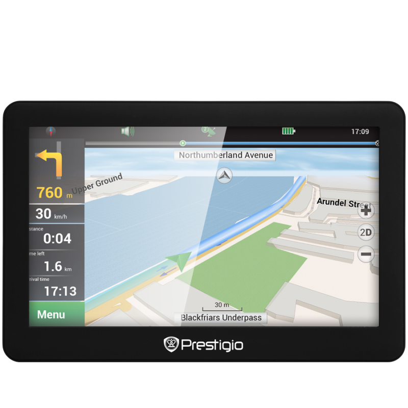 Автомобильный навигатор Prestigio GeoVision 5056
