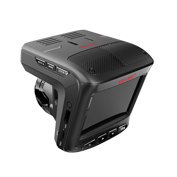 Видеорегистратор с радар-детектором Sho-me Combo 3