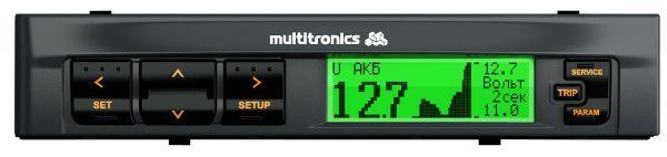 Бортовой компьютер для ВАЗ Multitronics Comfort X140
