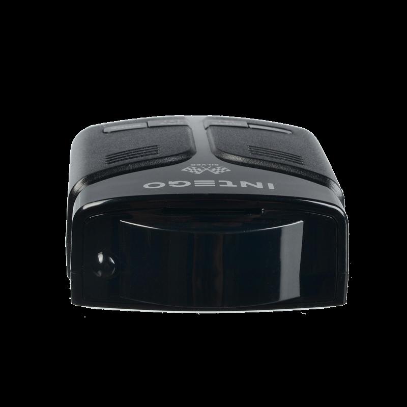 Радар детектор Intego GP SILVER (сегментный дисплей, голос)
