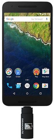 Мобильный алкотестер DrinkMate KIT FB0111i для Android