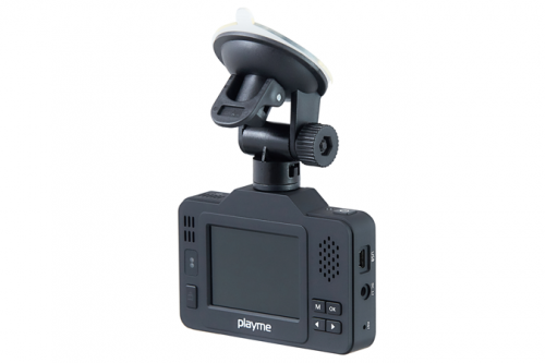 Видеорегистратор с радар детектором Playme P550 TETRA