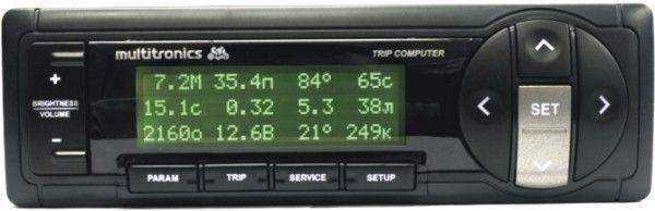 Бортовой маршрутный компьютер Multitronics SL-50V