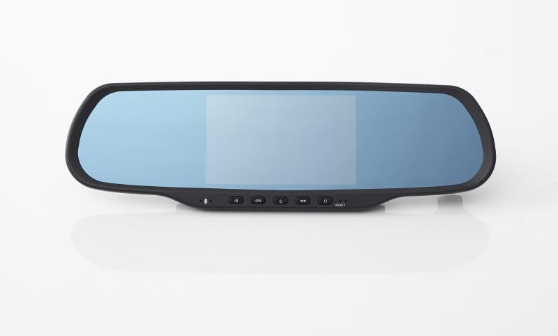 Видеорегистратор зеркало ROGA LX51S навигатор (Android, Gps. Wi-fi)