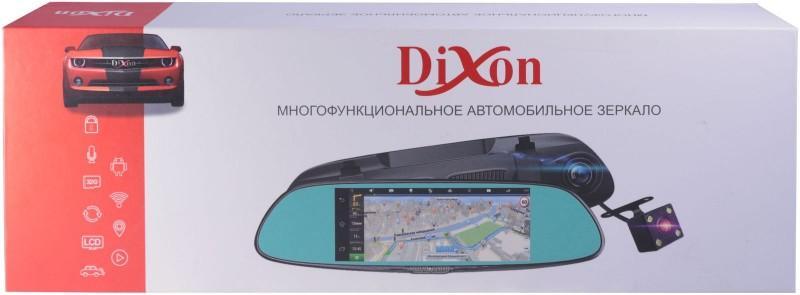 Видеорегистратор зеркало навигатор DIXON M7