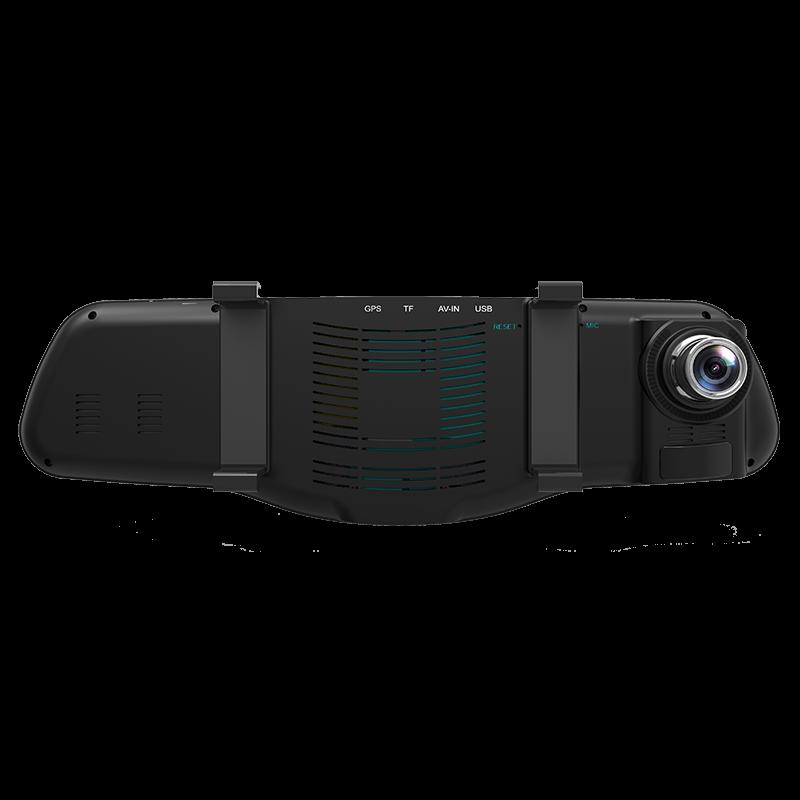 Intego VX-680MR HD/VGA 4 в 1 (видеорег., GPS, радар, камера задн.)