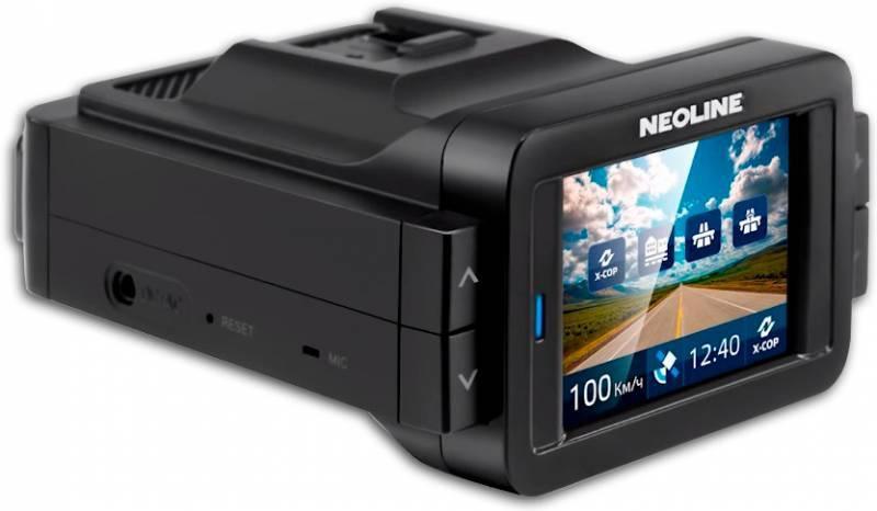 Видеорегистратор с радаром-детектором Neoline X-COP 9100