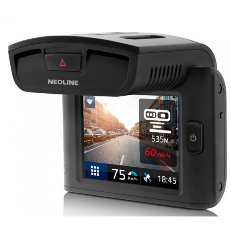 Видеорегистратор с радаром-детектором NEOLINE X-COP 9700s