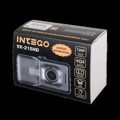 Видеорегистратор INTEGO VX-215