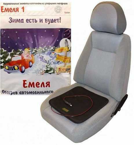 Подогрев сидений Емеля 1