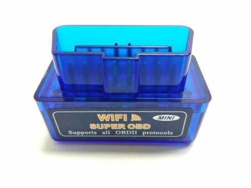 Сканер ELM 327 Wi-Fi mini