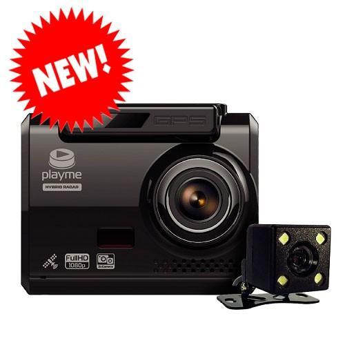Комбо устройство Playme OMEGA с 2-мя камерами