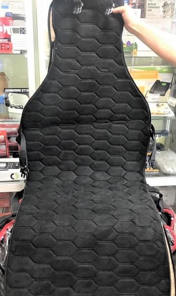 Накидки на сиденья из алькантары