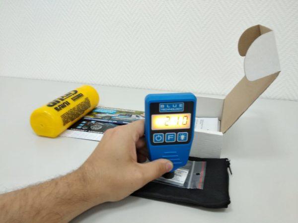 Толщиномер DX-13-FE