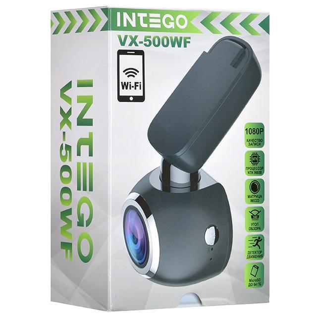 Видеорегистратор Intego VX-500WF Full HD