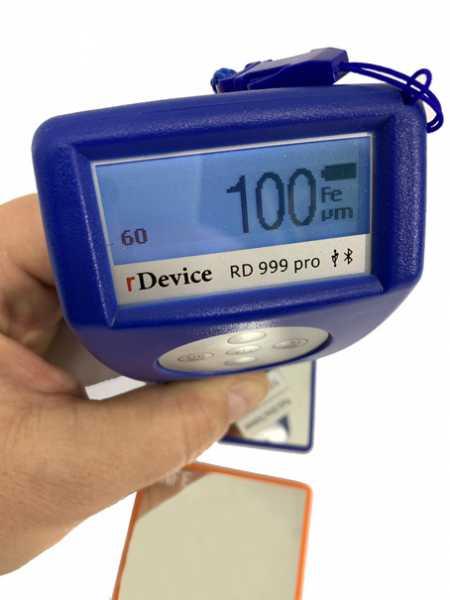 Толщиномер rDevice RD-999 Professional Bluetoth