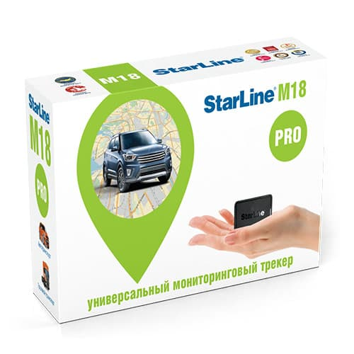 StarLine M18 PRO (GSM-Глонасс/GPS)