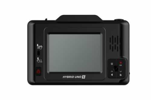 Комбо-устройство SilverStone F1 HYBRID UNO S