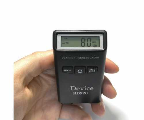 Толщиномер rDevice RD-920