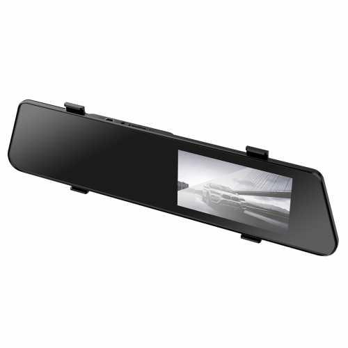 Видеорегистратор зеркало SilverStone F1 NTK-370 Duo