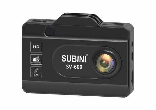 Сигнатурное комбо устройство 3 в 1 Subini SV-600
