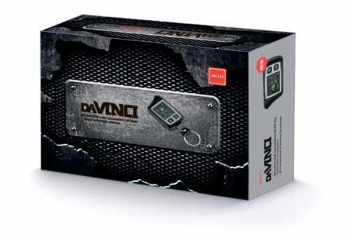 Автосигнализация DAVINCI PHI-1370 RS с автозапуском