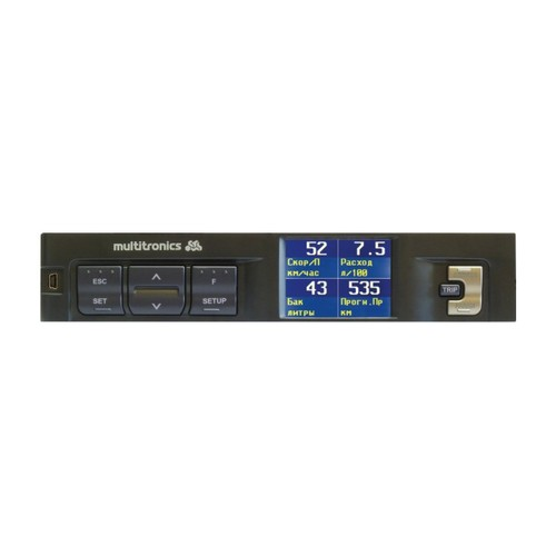 Бортовой компьютер Multitronics C340 голос
