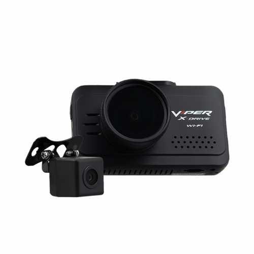 Видеорегистратор VIPER X Drive Wi-Fi DUO 2 камеры