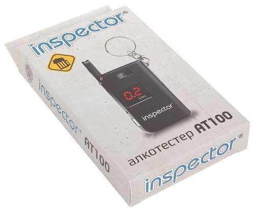Алкотестер Inspector АТ100