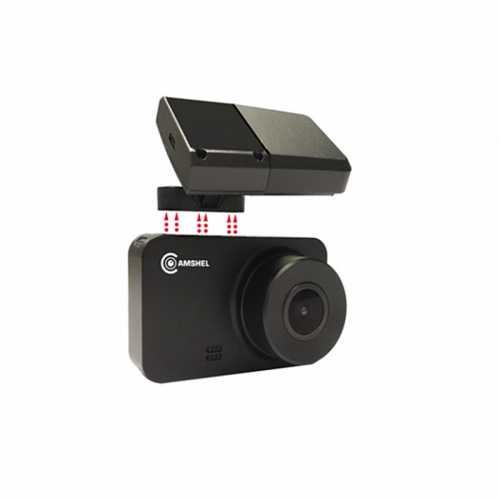 Видеорегистратор Camshel DVR 300 FullHD GPS спидкам
