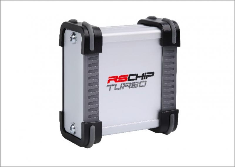 Блок увеличения мощности RSchip Turbo Benzin (для турбо-бензиновых двигателей)