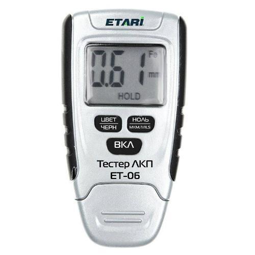 Толщиномер Etari ЕТ-06