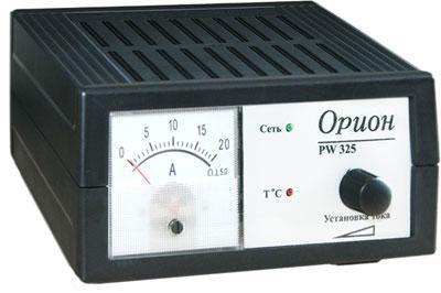 Зарядное устройство для АКБ Орион PW 325
