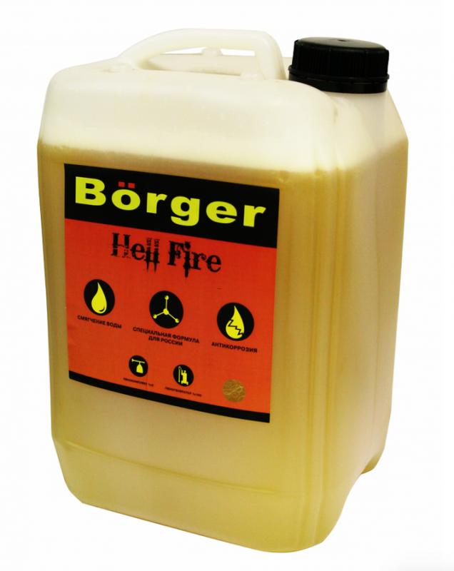 Средство моющее для бесконтактной мойки Borger Hell Fire
