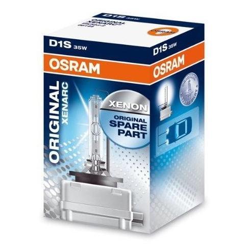 Лампа ксеноновая Osram D1S 66140 (4300K)