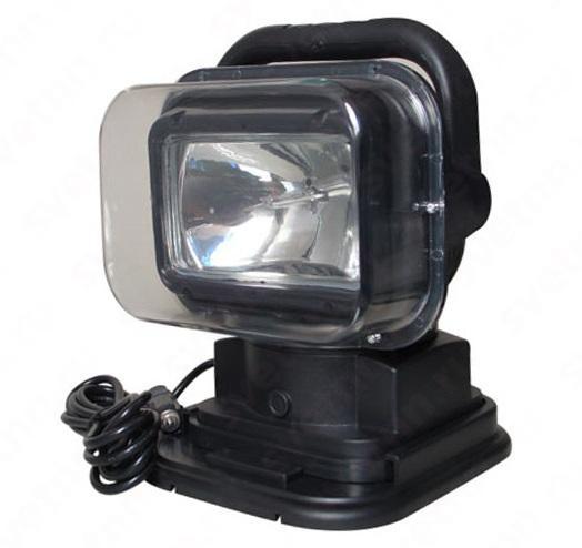 Фароискатель-прожектор Totron T2009 7` 12В / 55ВТ с дистанционным управлением