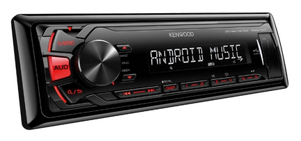 Автомагнитола Kenwood KMM-101RY