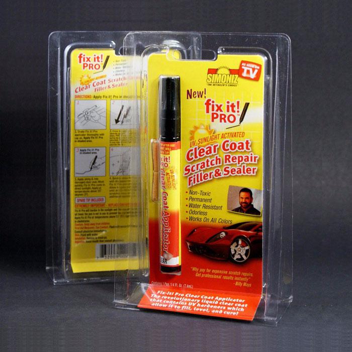 Карандаш для удаления царапин и сколов с автомобиля Fix it pro(Фис Ит про)