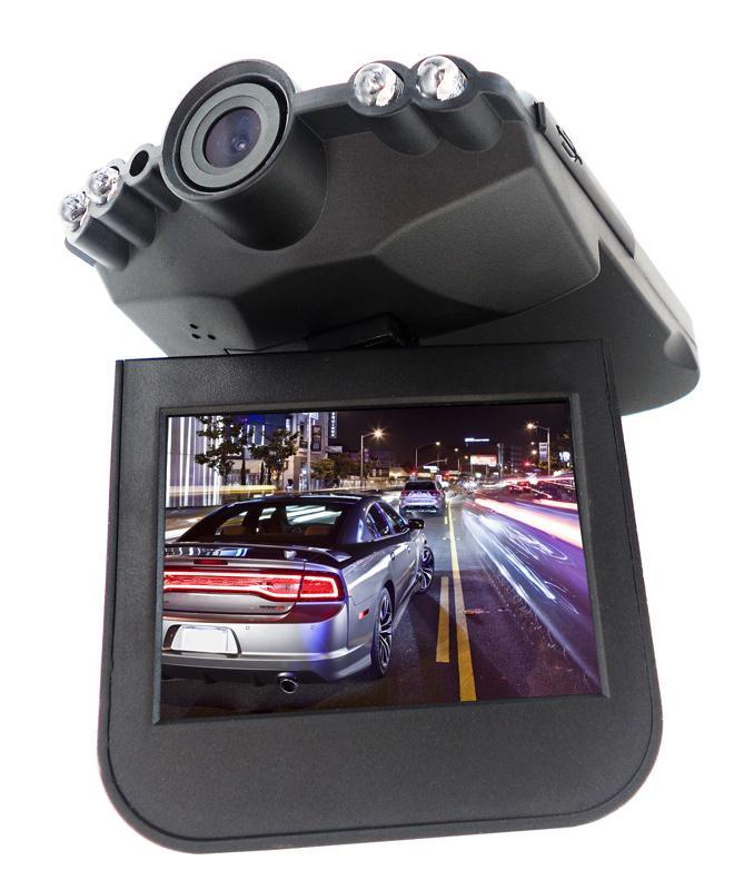 Автомобильный видеорегистратор AMP DVR-186