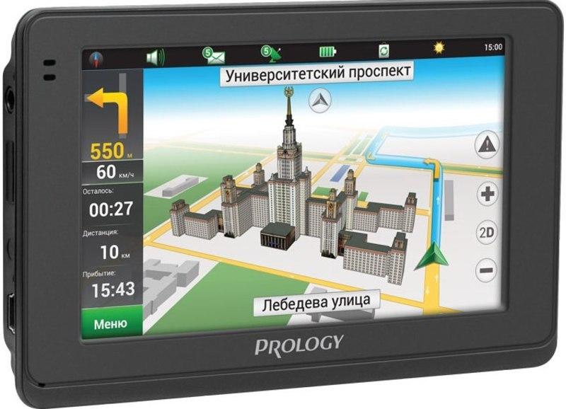 GPS Навигатор Prology-IMAP-4500