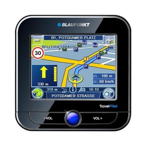 GPS Навигатор Blaupunkt Travel Pilot 100 Rus