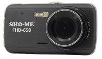 Видеорегистратор Sho-Me FHD-650