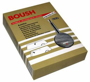 BOUSH  Упрощенный функциональный аналог Bosch Autofun